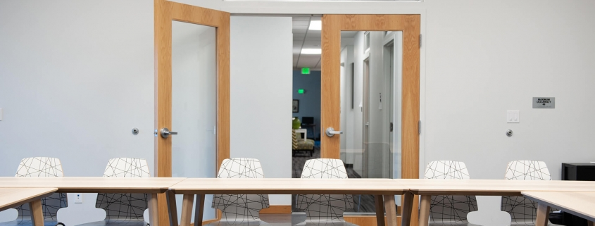Image for blog post Booking meeting rooms at coworking spaces